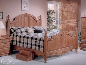 Oak Bedroom Furniture Besides Thomasville Furniture Bedroom Collection