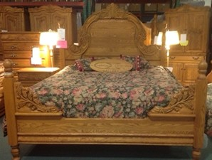 oakwood versailles bedroom furniture. description: the oakwood oakcrest collection is company\u0027s most beloved design; reminiscent of a beautiful antique, king rake bed versailles bedroom furniture